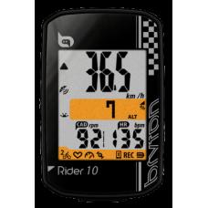 Bryton Rider 10C GPS computer szett (+pedálfordulatmérő)