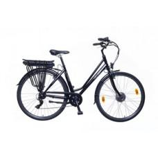 Neuzer E-Trekking Hollandia Optima Basic acél, női