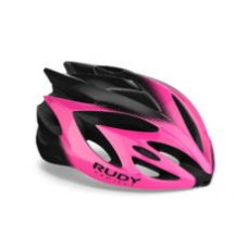 RUDY PROJECT SISAK RUSH PINK FLUO/BLACK M 54-58