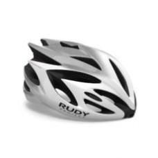 RUDY PROJECT SISAK RUSH WHITE/SILVER L 59-62