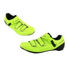 Shimano RP5 fluo, országúti kerékpáros cipő